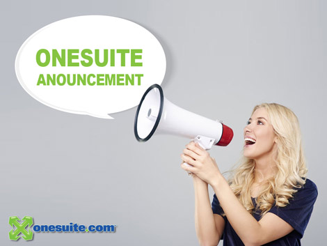 OneSuite Announcement
