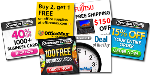 OneSuite Coupon Center