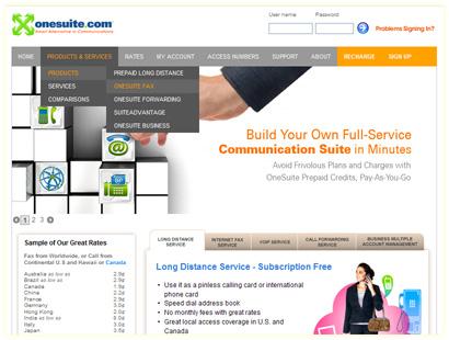 OneSuite Facelift